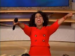 You get a forgiveness and you get a forgiveness!  Everybody gets a forgiveness!!